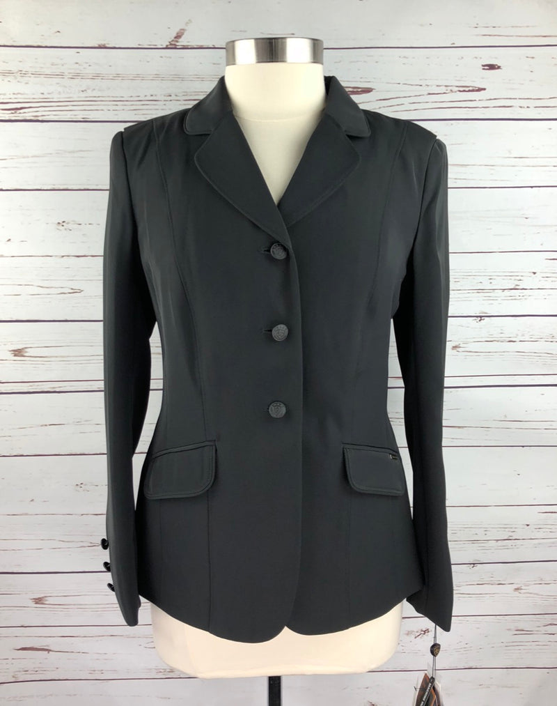 Ariat Heritage Show Coat in Black - Women's US 8R