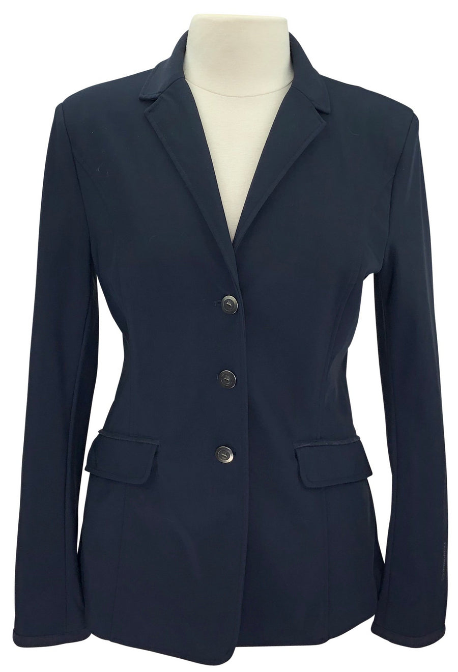 front view of Samshield Alix Show Jacket in Navy