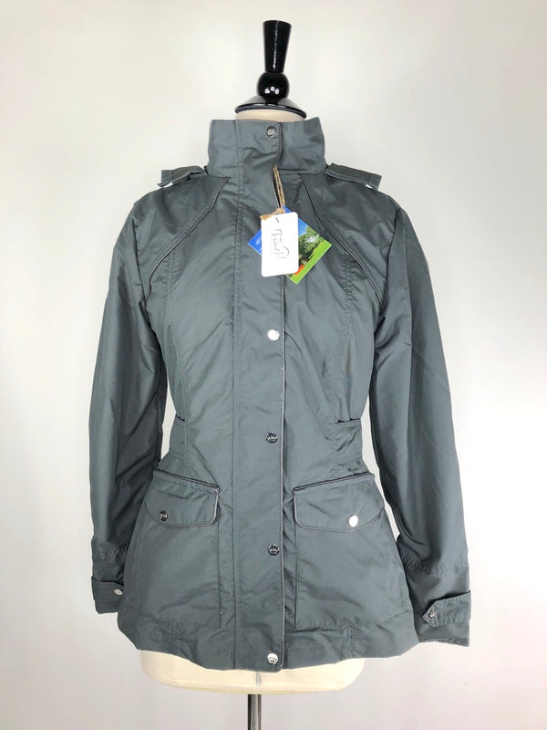 Kastel Christine All-Weather Jacket in Grey - Women's Small