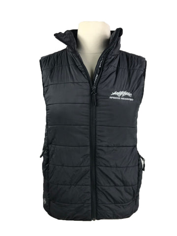 Spruce Meadows StormTech Vest in Black - Women's XS