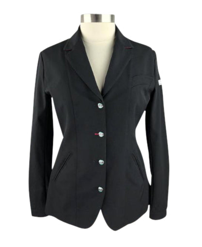 Animo Competition Jacket in Black - Women's IT 44 (US 8) | M