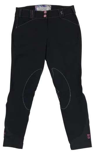 Tredstep Symphony Rosa Breeches in Black