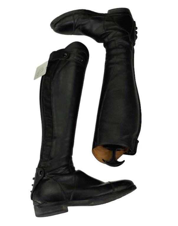 EGO7 Aries Dress Boots in Black - Women's 37 XS/0 (US 6.5-7)