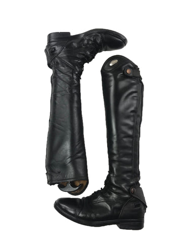 Parlanti Miami Field Boots in Black - EU 35 Slim