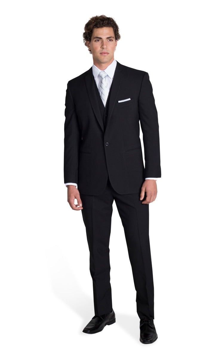 Black Valencia Suit