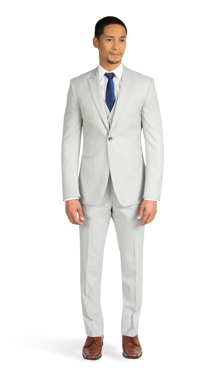 Light Grey Grenada Suit