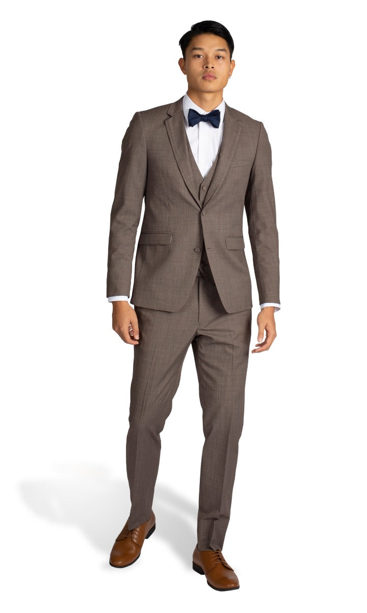 Cafe Brown Allure Suit