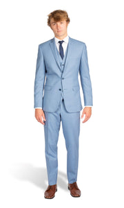 Light Blue Verona Suit