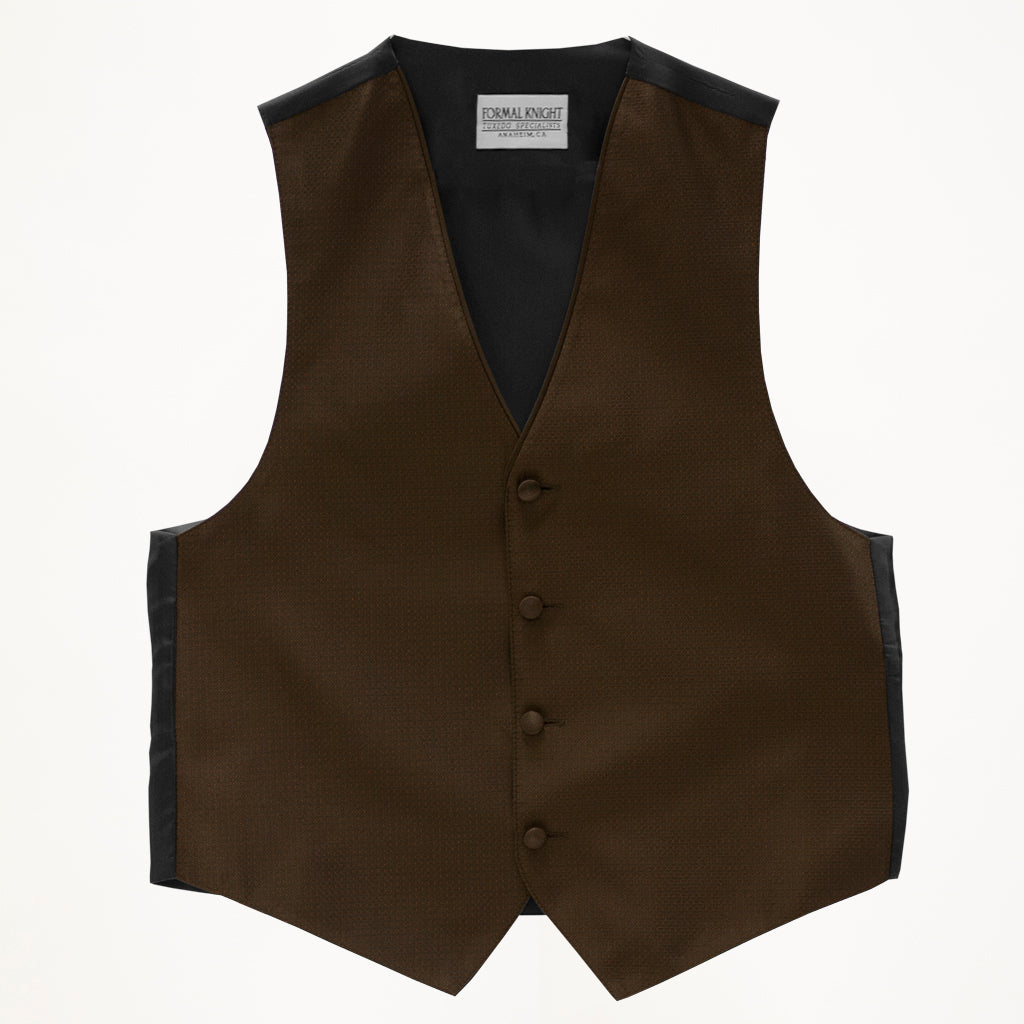 Chocolate Sterling Vest