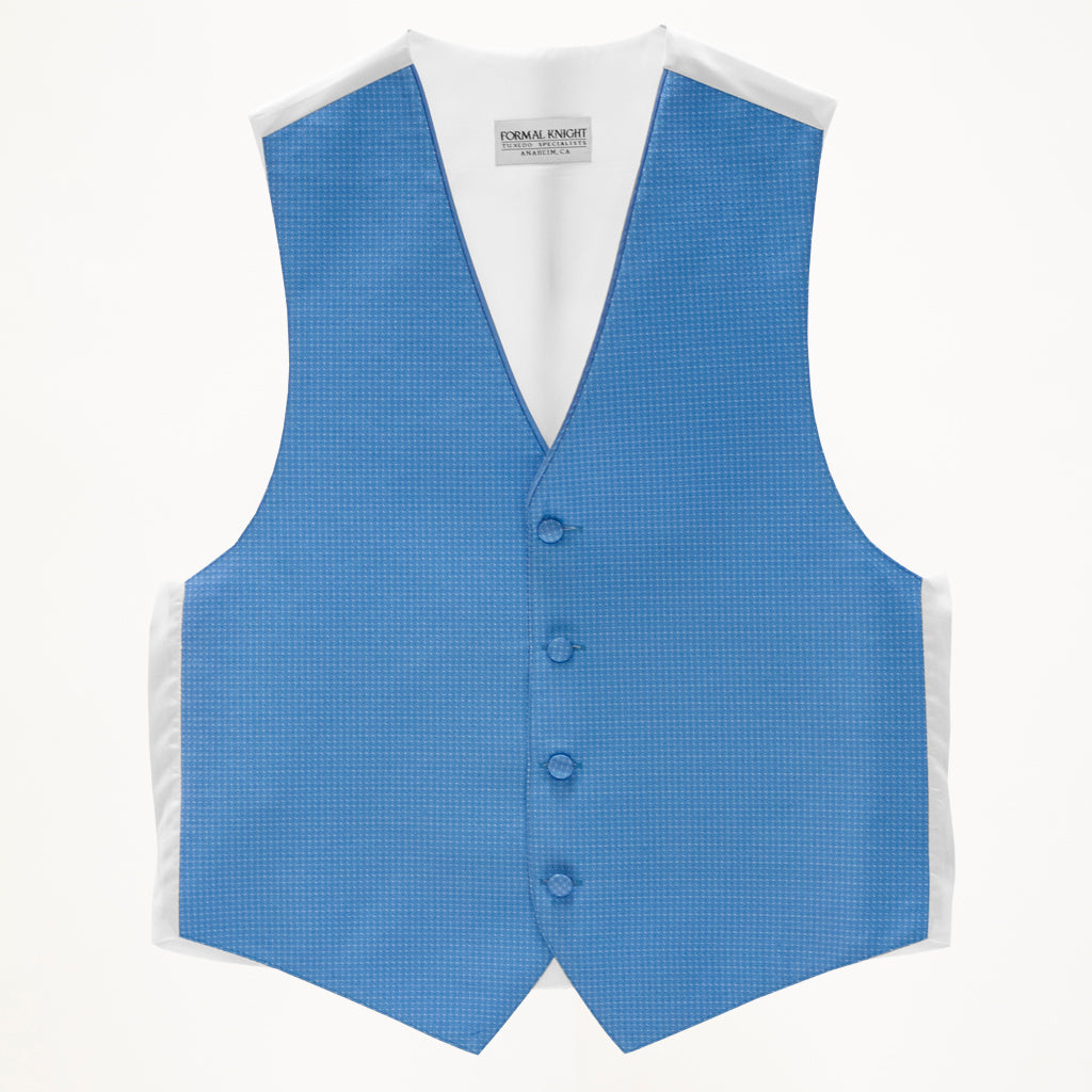Marine Blue Sterling Vest