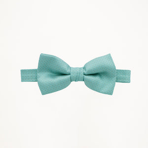 Pool Blue Sterling Bow Tie