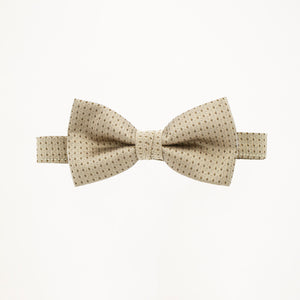 Bali Tan Sterling Bow Tie