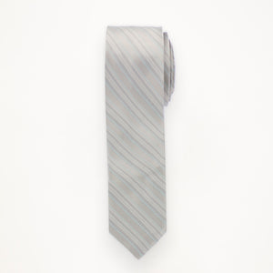 Biscotti Stripe Long Tie