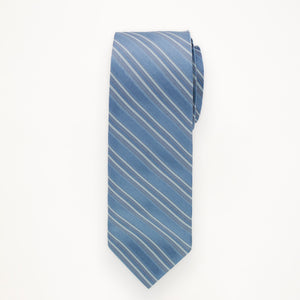 Ever After Stripe Long Tie