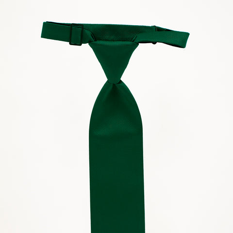 Evergreen Savvi Solid Long Tie