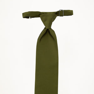 Olive Sterling Long Tie