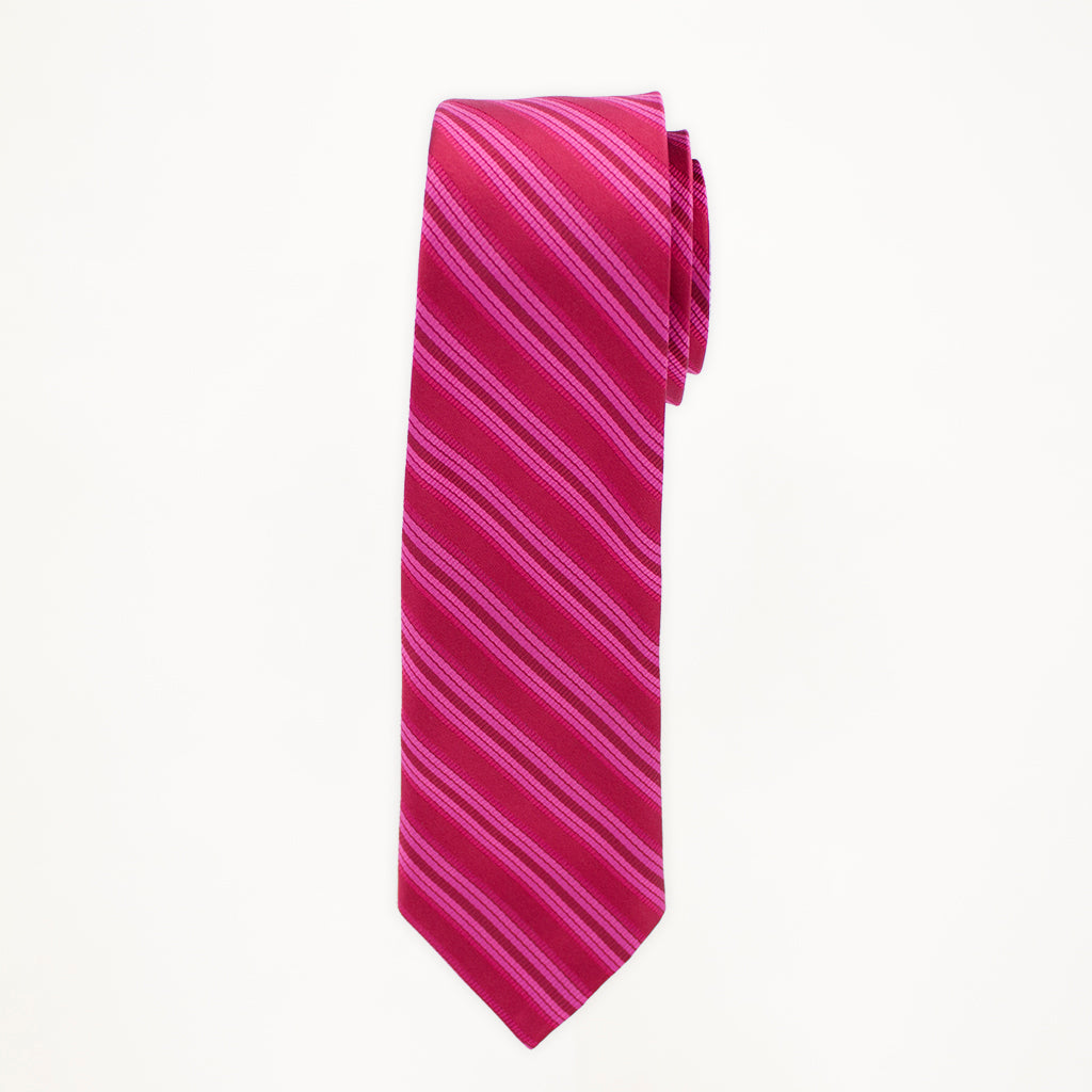 Passion Stripe Long Tie