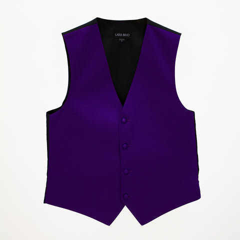 Purple Storm Savvi Solid Vest