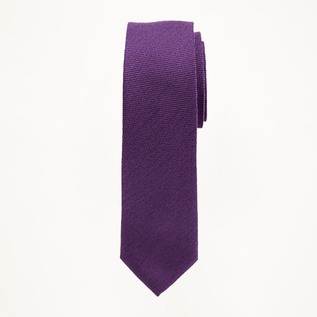 Regency Matte Long Tie