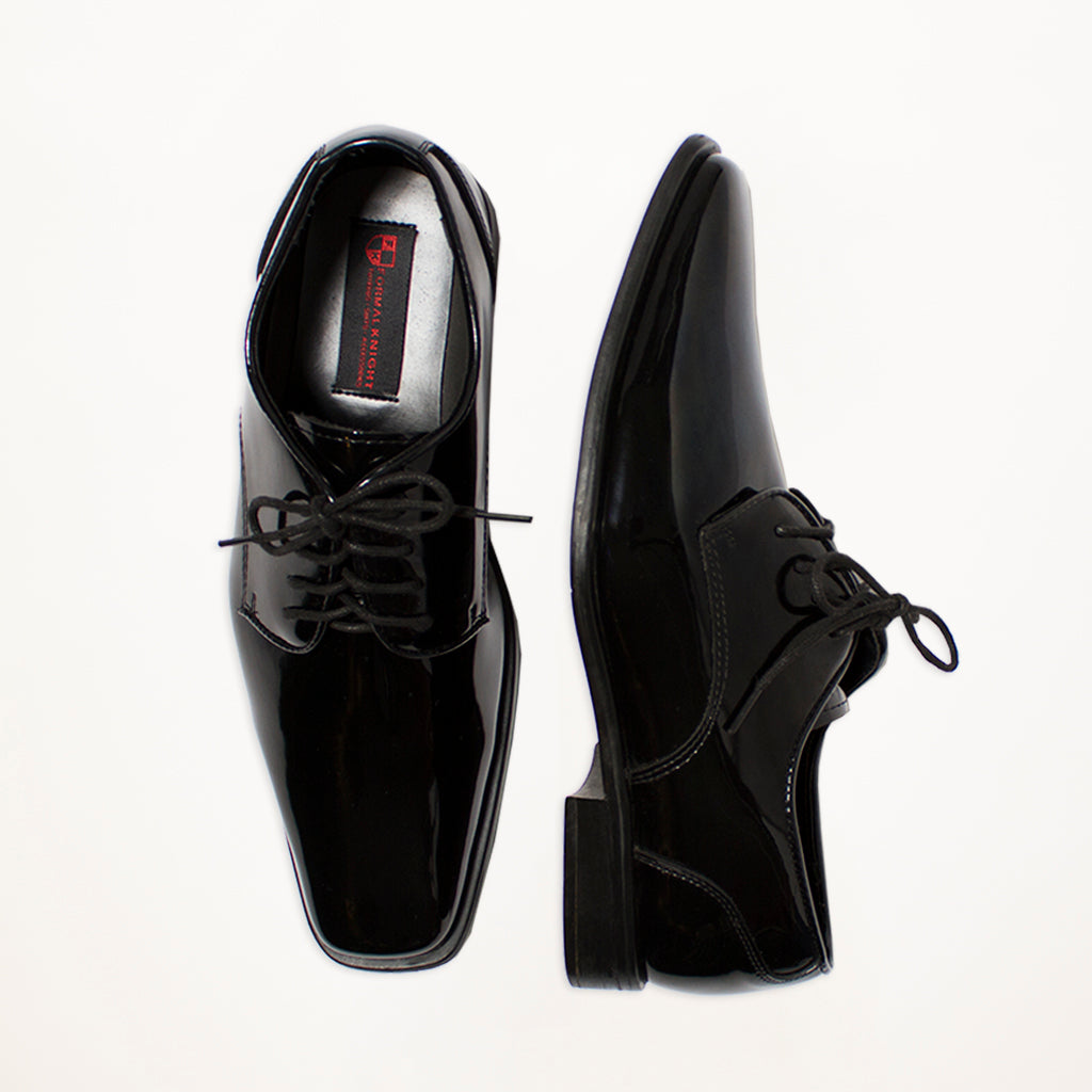 Black Radio City Shoes