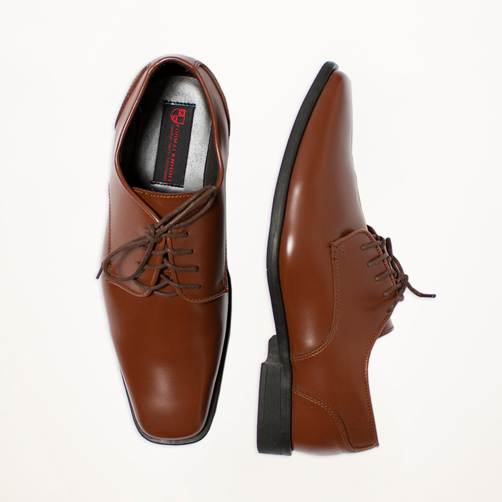Cognac Matte Shoes