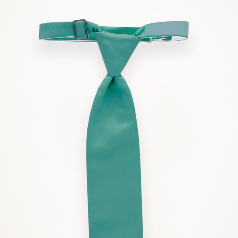 Spa Savvi Solid Long Tie