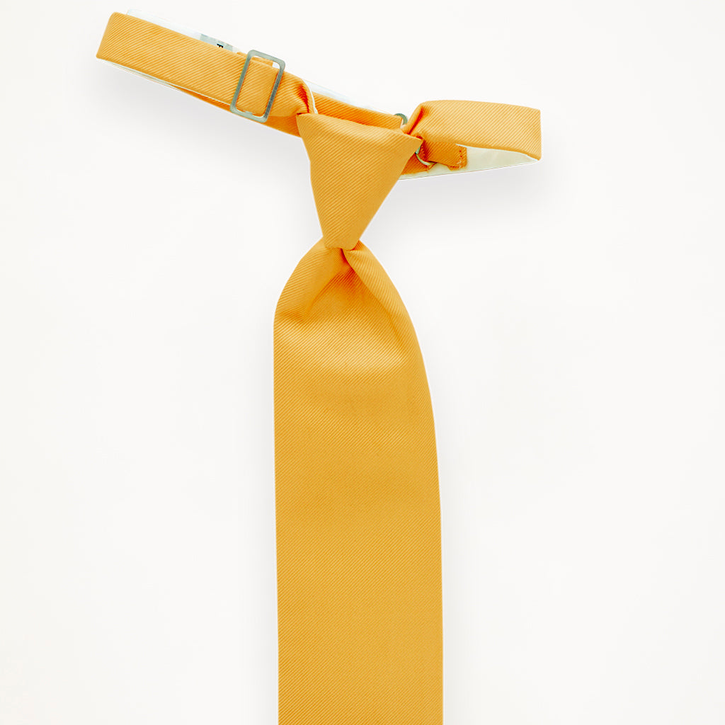 Sunbeam Savvi Solid Long Tie