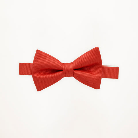 Sunset Savvi Solid Bow Tie