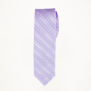 Violetta Stripe Long Tie
