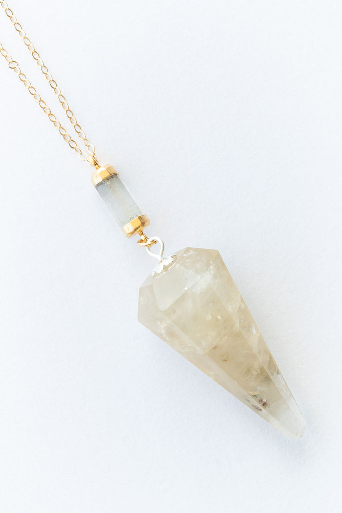 Rutilated Quartz | Citrine
