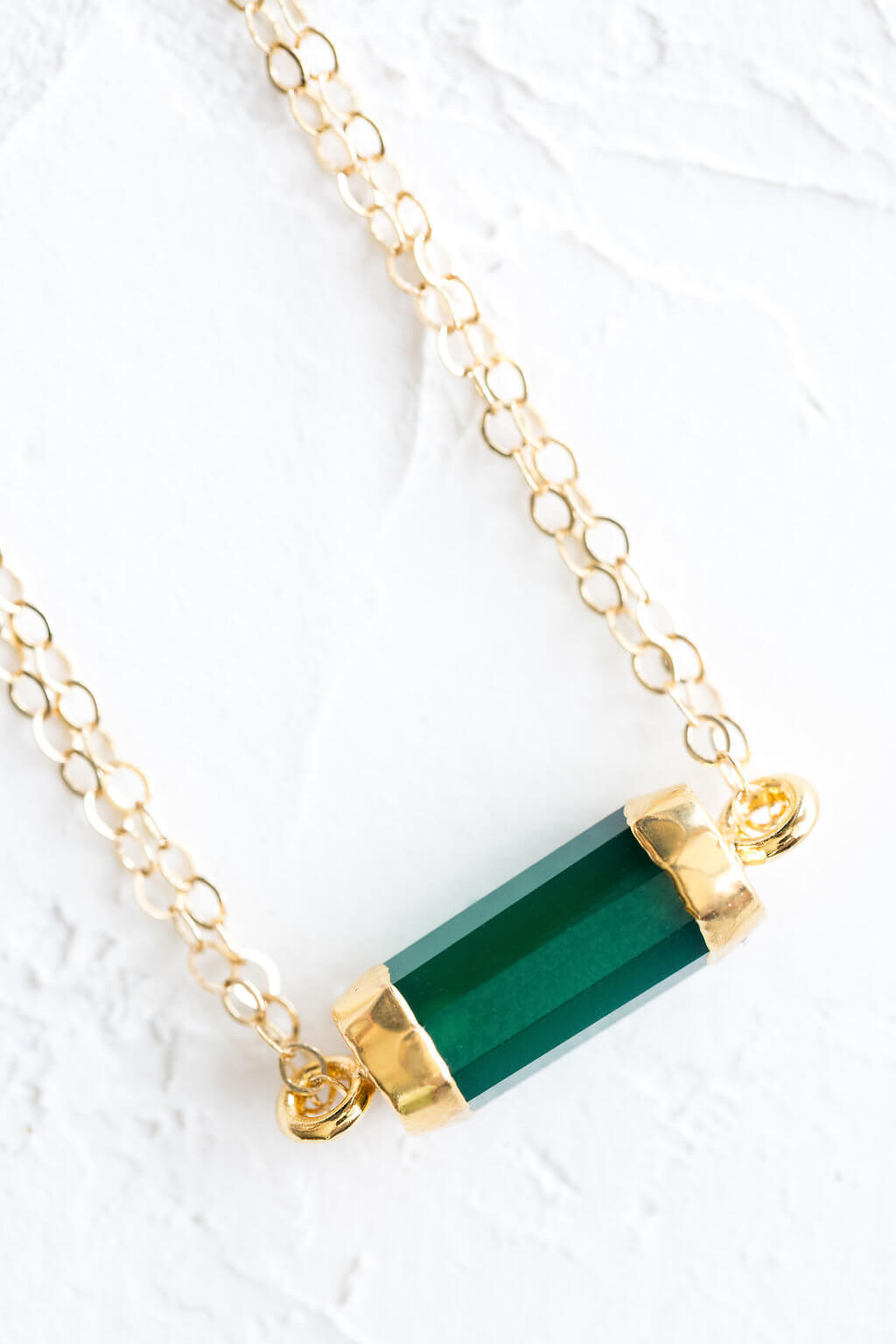 inspiration collections products green patience ashworth gold necklace jewellery briolette jacqueline love onyx emerald jacquelineashworth