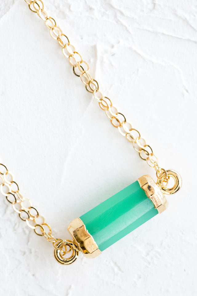 Chrysoprase - Mend Jewelry