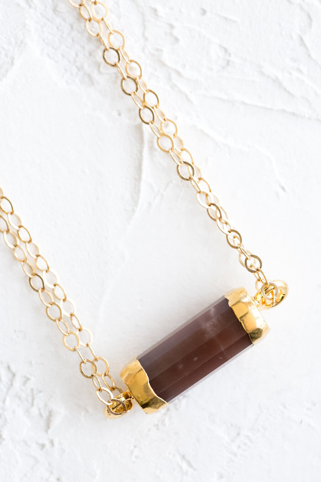Coffee Moonstone - Mend Jewelry