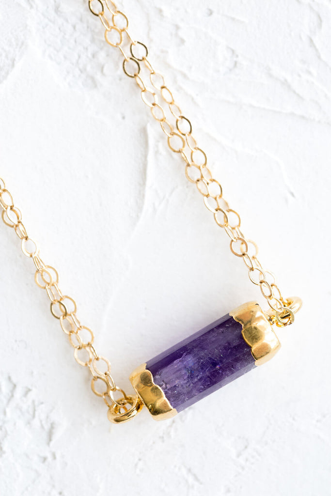 Amethyst - Mend Jewelry