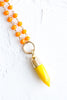 Yellow Chalcedony - Mend Jewelry