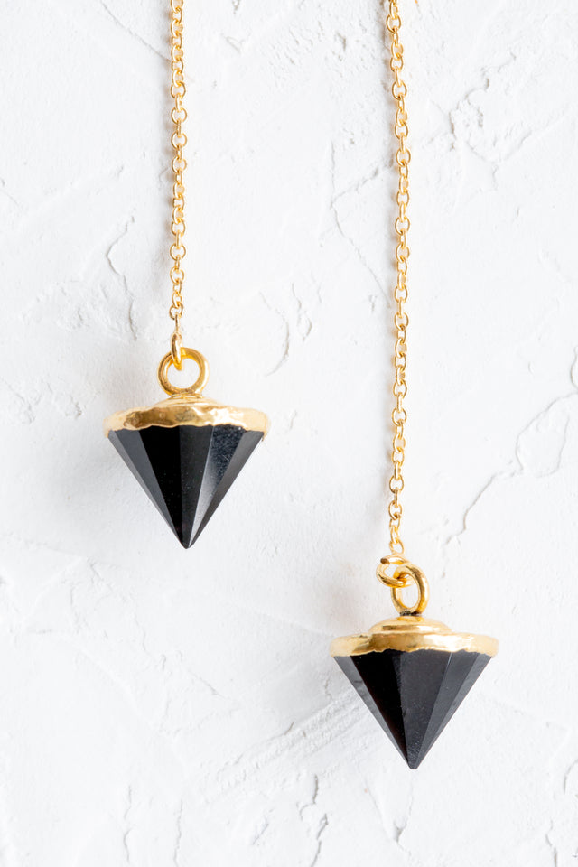 Black Spinel - Mend Jewelry