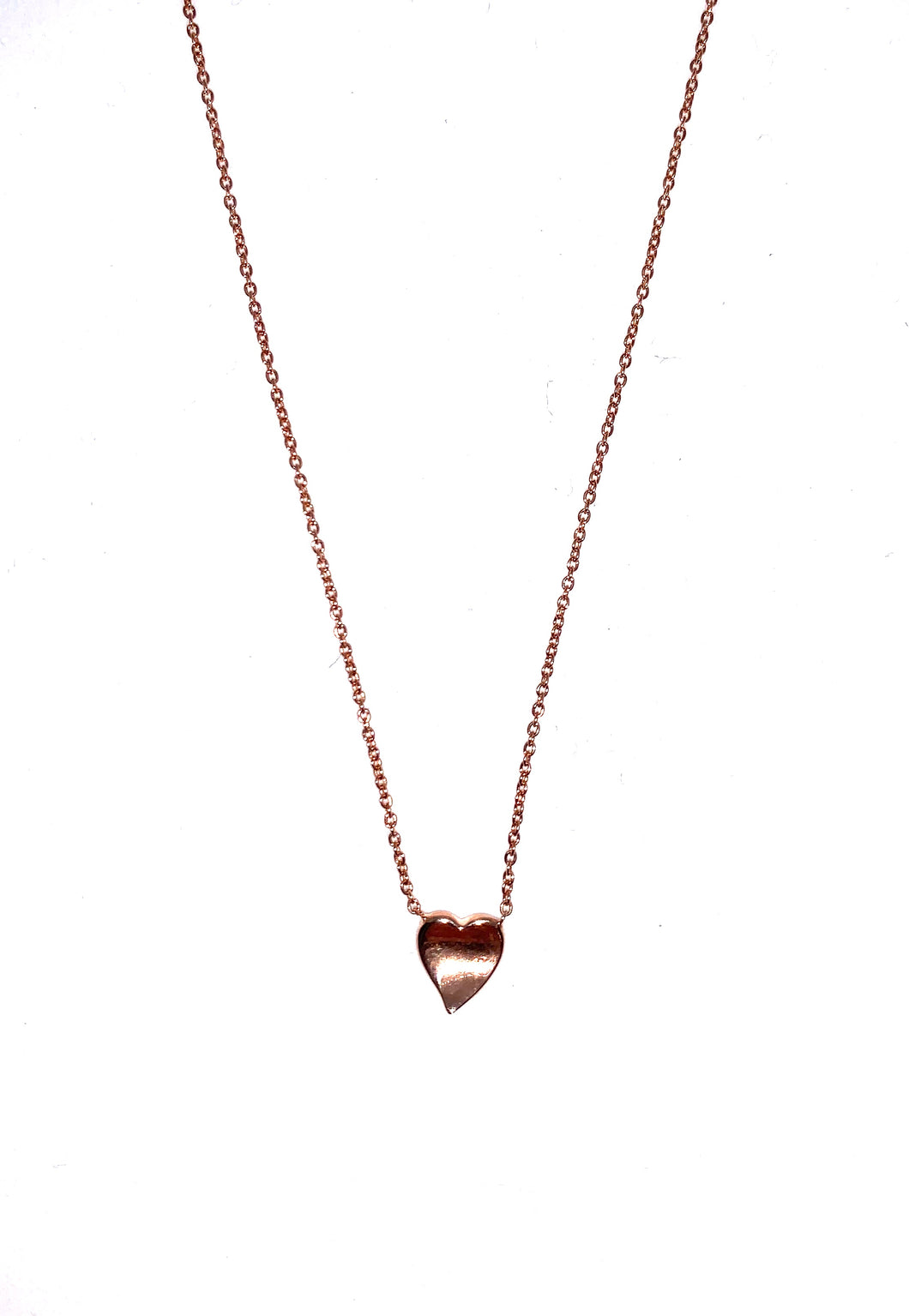 Curve Heart Necklace