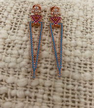 Trigona earrings