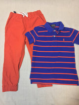 Boys (#140) 2pc Hello Orange