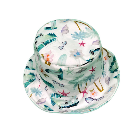 Holiday Kombi Vans Summer Bucket Hat