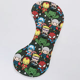 Kawaii Marvels Baby Burp Cloth