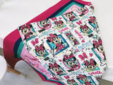 Creative Minnie Mouse Cot Quilt