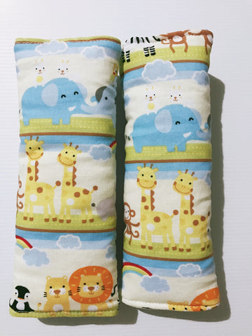 Baby Noahs Ark Baby Seat Belt Covers