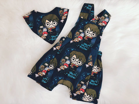 Harry Potter Spring Romper