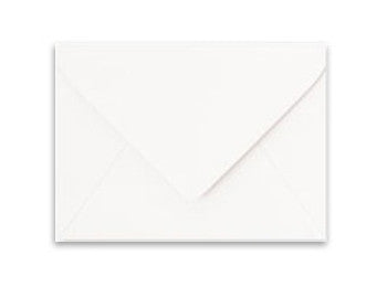 Envelope for Flat Card - 4 Bar