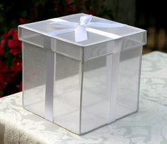 Square Organza Box - For Mass Release