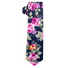 Spring Time Floral Tie, Tie, HEED THE HUM