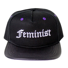 Feminist Power Hat - Unisex, Hats, HEED THE HUM