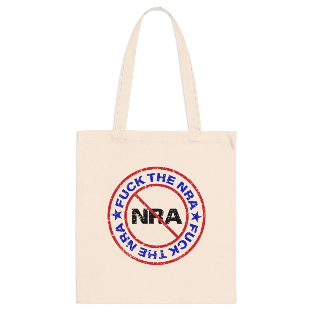 F the NRA Tote Bag