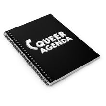 Queer Agenda Spiral Notebook - Ruled Line- LGBTQIA+, Paper products, HEED THE HUM